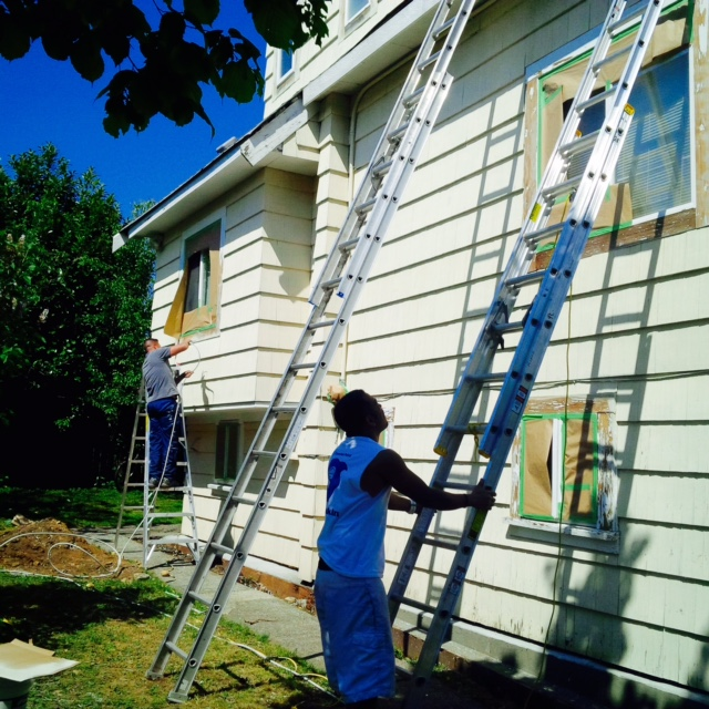 Beautiful weather for exterior painting rivas painting - Temperature for exterior painting ...